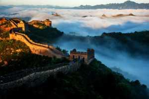 PhotoVivo Gold Medal - Ji Chen (China)  Endless Great Wall