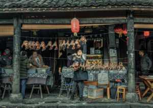 ICPE Honor Mention e-certificate - Dazhong Wang (China)  Fish Harvest