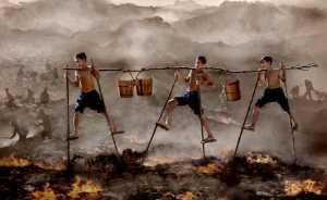 APU Gold Medal - Vuong Quoc Kim (Vietnam)  Living On Landfills
