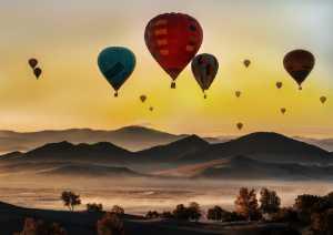 APAS Honor Mention e-certificate - Hung Kam Yuen (Australia)  Balloon Spectacular