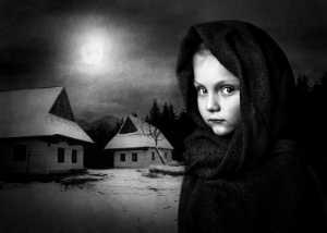 PhotoVivo Gold Medal - Michael Strapec (Ireland)  Village Of Frozen Dreams