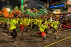 PhotoVivo Gold Medal - Kah Meng Lek (Malaysia)  Dragon Race