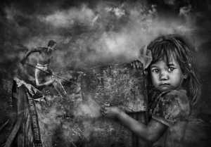 PhotoVivo Honor Mention e-certificate - Arnaldo Paulo Che (Hong Kong)  Innocence Of Childhood 2