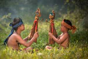 PhotoVivo Gold Medal - Irine Wiguno (Indonesia)  Kids & Wooden Puppets