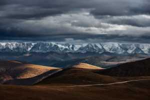 PhotoVivo Gold Medal - Peihong Zhang (China)  Mountains