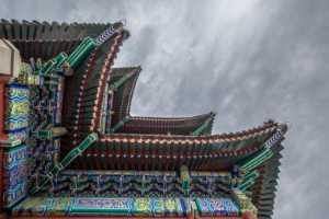 PhotoVivo Gold Medal - Bingyuan Fan (China)  Carved Beams And Painted Rafters