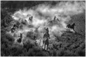 PhotoVivo Gold Medal - Thomas Lang (USA)  Old West Impression