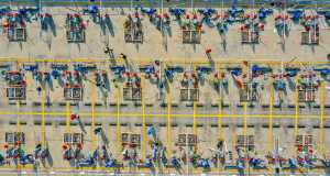 FIP Ribbon - Aizhen Jiang (China)  Construction Site