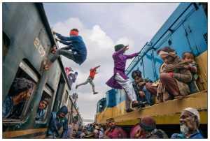 PhotoVivo Gold Medal - Ching Ching Chan (Hong Kong)  Climbs And Jumps
