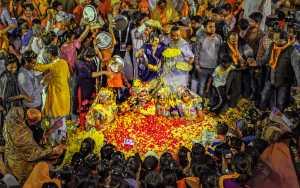 ICPE Gold Medal - Suresh Bangera (India)  Flower Holi