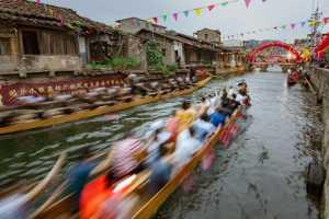 PhotoVivo Gold Medal - Deying Huang (China)  Dragon Boat Race