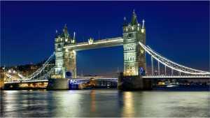Circuit Merit Award e-certificate - Terry Walters (England)  Tower Bridge, London