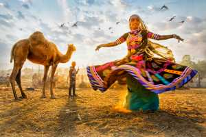 ICPE Honor Mention e-certificate - Tan Tong Toon (Malaysia)  Dances with Camels