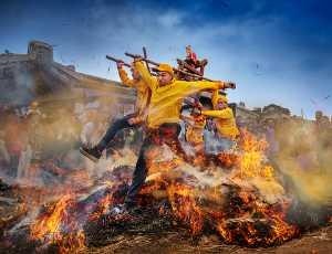 PSK Gold Medal - Im Kai Leong (Macau)  Fire Dance