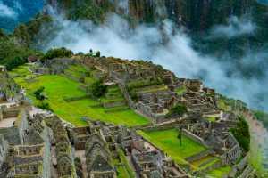 PhotoVivo Honor Mention e-certificate - Barun Sinha (India)  The Ruins Of Machu Pichhu