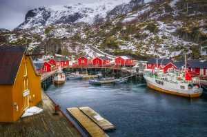 Circuit Merit Award e-certificate - Min Tan (Malaysia)  Norway Fishing Village