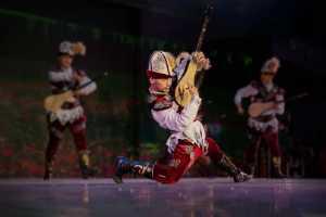 APAS Gold Medal - Mathew Sze (Australia)  Warrior Dance