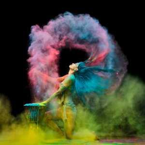 APU Gold Medal - Yinghua Min (China)  Dancer