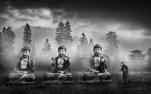 APAS Honor Mention e-certificate - Arnaldo Paulo Che (Hong Kong)  Budhas In The Mist