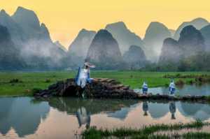Certificate of Nomination - Jianyue Li (China)  Rhyme In Water