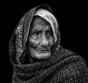 ICPE Honor Mention e-certificate - Amani Alqahtani (Saudi Arabia)  Old Women