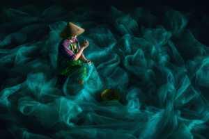 PhotoVivo Gold Medal - Kunping Chen (China)  Weaving Net 5