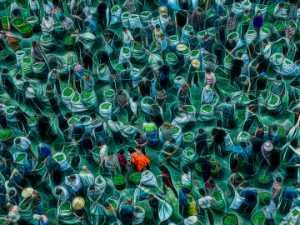 ICPE Gold Medal - Huaming Zhao (China)  Bhythm Of Tea Market
