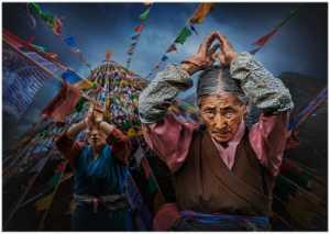 ICPE Honor Mention e-certificate - Ching Ching Chan (Hong Kong)  Woman Praying