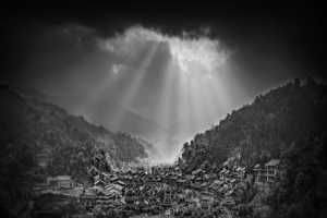 PhotoVivo Gold Medal - Dingya Xu (China)  Dongzhai Scenery