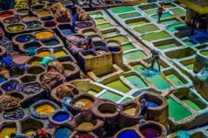 PhotoVivo Gold Medal - Haojiang Huang (China)  Colorful Pools 1