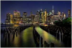Circuit Merit Award e-certificate - Thomas Lang (USA)  New York At Night