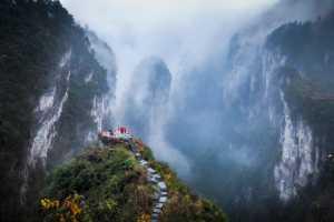 PhotoVivo Gold Medal - Yu E Chen (China)  The Scenery Of Heaven Asking Platform