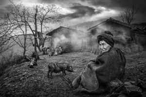 PhotoVivo Gold Medal - Ching Ching Chan (Hong Kong)  Life At Liangshan