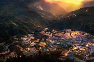 Circuit Merit Award e-certificate - Gengsheng Guo (China)  Colorful Terraced Fields