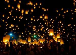 PhotoVivo Honor Mention e-certificate - Pat Choo (Singapore)  Releasing The Lanterns