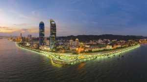 PhotoVivo Gold Medal - Deying Huang (China)  Prosperous City 8