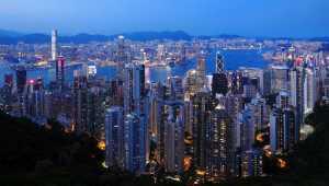 PhotoVivo Gold Medal - Jianye Yang (China)  Bright Hong Kong Night