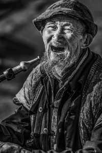 PhotoVivo Gold Medal - Fan Su (China)  Happy Old Life