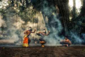 Circuit Merit Award e-certificate - Pui-Chung Yee (Singapore)  Bali Mask Dance