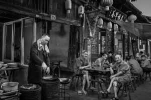 PhotoVivo Gold Medal - Hongli Wang (China)  Busy Street