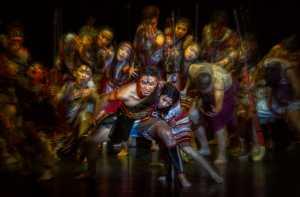PhotoVivo Gold Medal - Chan Ieong Tam (Macau)  Dancer63