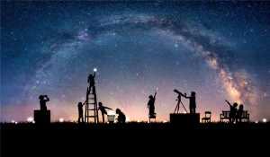 APAS Gold Medal - Junlin Tang (China)  Observation Of The Stars At Night