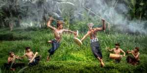 Circuit Merit Award e-certificate - Sze-Wah Chee (Singapore)  Bali Warriors Fight