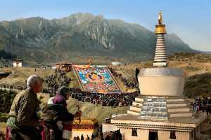 ICPE Gold Medal - Jianxin Wu (China)  Sunning Buddha For Pray