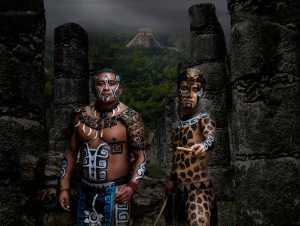 PhotoVivo Honor Mention e-certificate - Jiahong Zeng (USA)  Maya Warriors