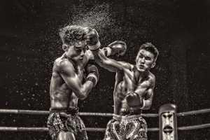 APAS Gold Medal - Chan Ieong Tam (Macau)  Boxing13