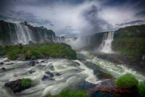 APU Gold Medal - Barun Sinha (India)  Iguazu Falls