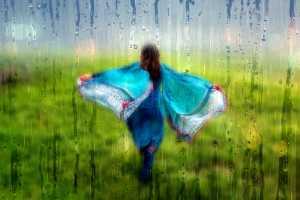 PhotoVivo Gold Medal - Saurabh Sirohiya (India)  Refreshed After Rain