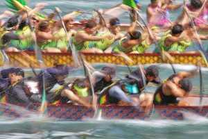 Raffles Merit Award E-Certificate - Tai Hang Alan Cheung (Hong Kong)  Dragon Boat Race 1804