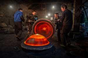PhotoVivo Gold Medal - Ji Chen (China)  Cast Iron Cookware
